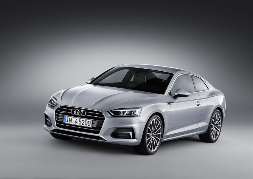 Audi A5 Coupé Catalogo E Listino Prezzi Audi A5 Coupé Automotoit