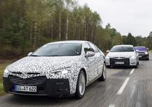Nuova Opel Insignia 2017, l'abbiamo provata in anteprima. Ecco come cambia e come va