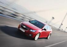 Chevrolet Cruze 5 porte: costerà 13.900 euro