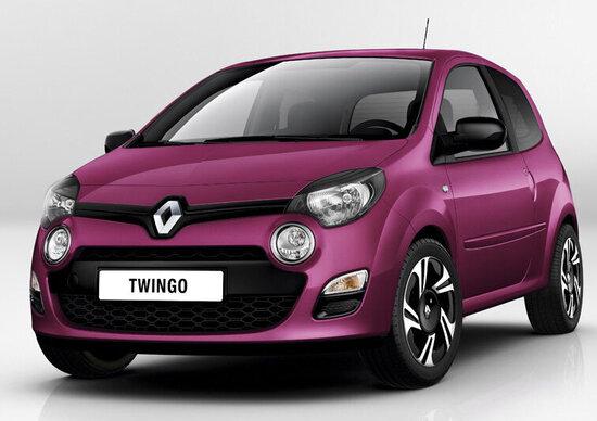 Renault Twingo restyling: prime immagini ufficiali