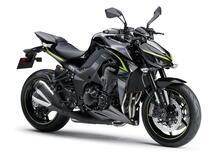 Kawasaki Z 1000 R (2017 - 19)