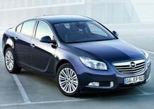 Opel Insignia: ora anche a GPL