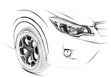 Subaru Impreza XV MY 2012