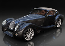 Morgan: una Aero Supersport elettrica