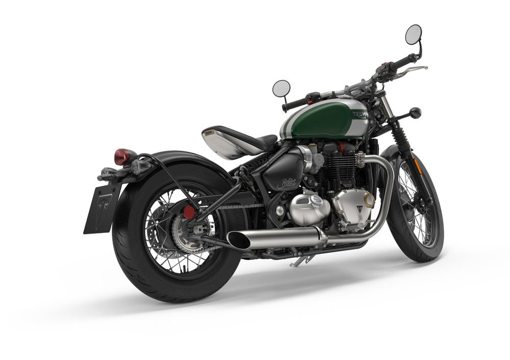 Triumph Bonneville Bobber 1200 (2017 - 20) (5)