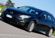 Mazda 6 2.2 CD 163 cv Luxury Wagon