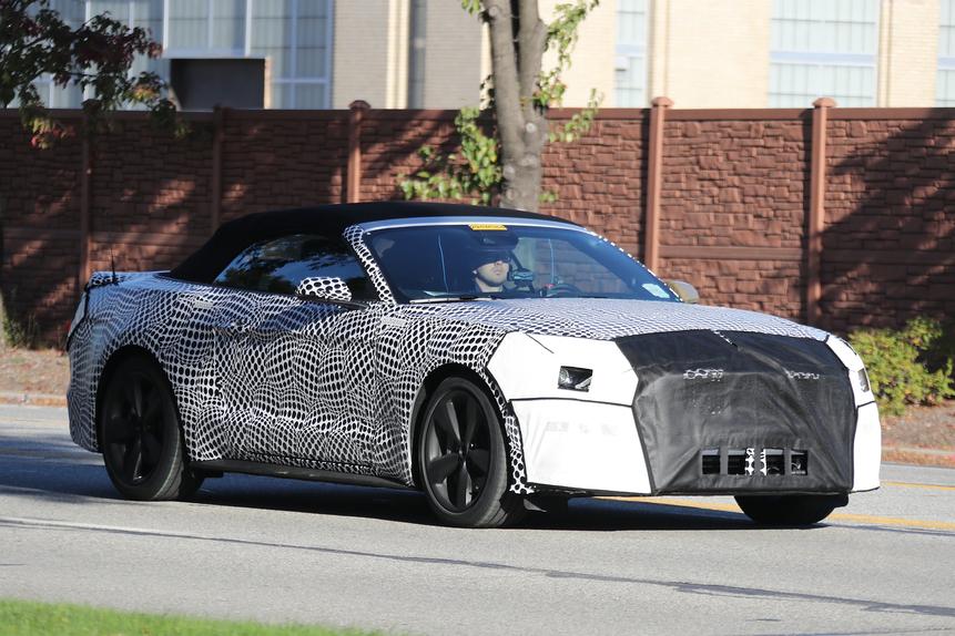 ford mustang cabrio nuove e km 0 - automoto.it