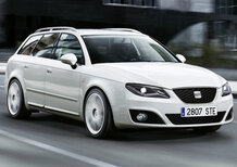 Seat Exeo M.Y. 2012: ecco il restyling