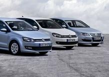 Volkswagen: si riducono nel 2011 le emissioni di CO2 delle flotte