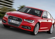 Audi S6 e Audi S6 Avant: i prezzi per il mercato italiano