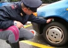 Piemonte e Valle d'Aosta: controlli specifici della Polizia sulle gomme