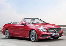 Nuova Mercedes Classe E cabrio: l'abbiamo immaginata così