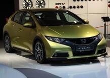 Honda al Salone di Francoforte: tutte le foto