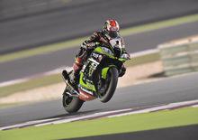 SBK. Rea stacca il miglior tempo nelle FP1 in Qatar