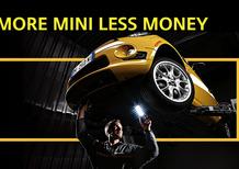 Mini: 250 euro per 5 anni di manutenzione ordinaria
