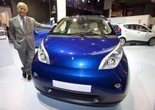 Parigi: prime vetture elettriche a noleggio
