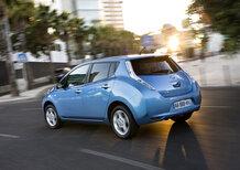Nissan: consegnate le prime Leaf adibite a Taxi