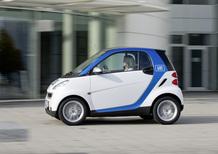 Smart: Lione aderisce a car2go