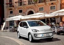 Volkswagen Up!: listino prezzi