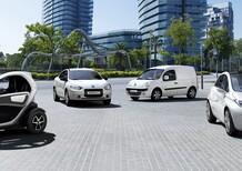 Eni e Renault – Nissan: firmato accordo per stazioni ricarica elettrica