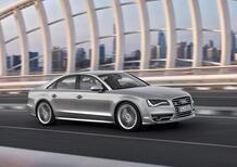 Audi S8: arriverà nell'estate 2012