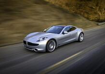 Fisker Karma battuta all'asta per beneficienza