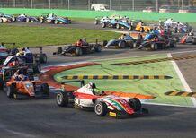 ACI Racing Weekend 2016, Monza: Marcos Siebert campione F.4 davanti a Schumacher