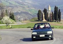 Peugeot: grande festa a Padova per la 205