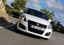 Suzuki Swift Sport: listino prezzi