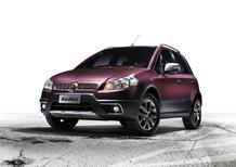 Fiat Sedici auto ufficiale del Ricola Winter Tour 2011 - 2012