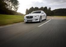 Jaguar XJ: nuovi pacchetti sportivi Sport Pack e Speed Pack