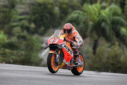 MotoGP. Le foto più spettacolari del GP di Malesia 2016 (6)