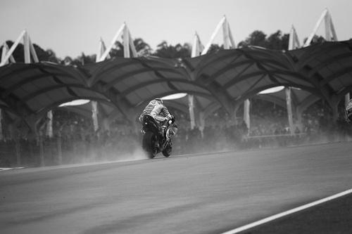 MotoGP. Le foto più spettacolari del GP di Malesia 2016 (9)