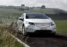 Chevrolet Volt e Malibu 5 stelle Euro Ncap
