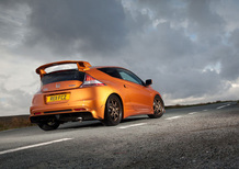 Honda CR-Z iCF Mugen: per ora solo in UK