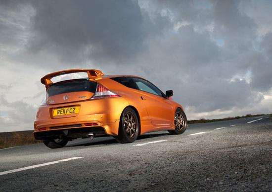Honda CR-Z iCF Mugen: per ora solo in UK