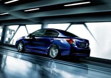 Nuova Subaru Impreza sul mercato italiano nel 2012