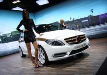 Mercedes-Benz al Motor Show 2011