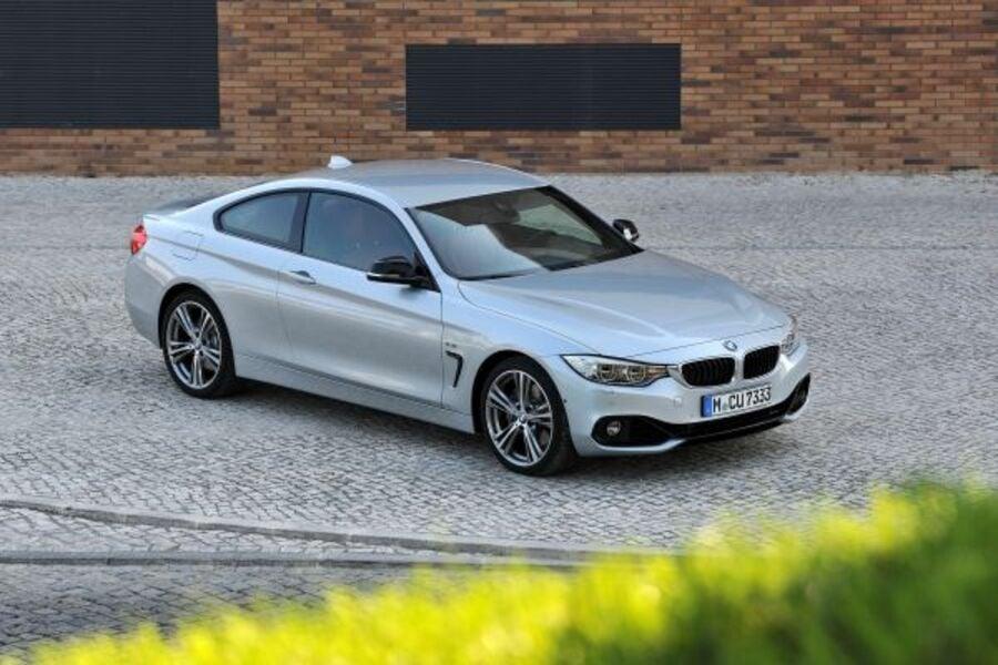 BMW Serie 4 Coupé (2013->>)
