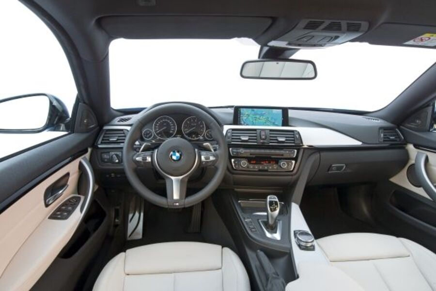 BMW Serie 4 Gran Coupé (4)