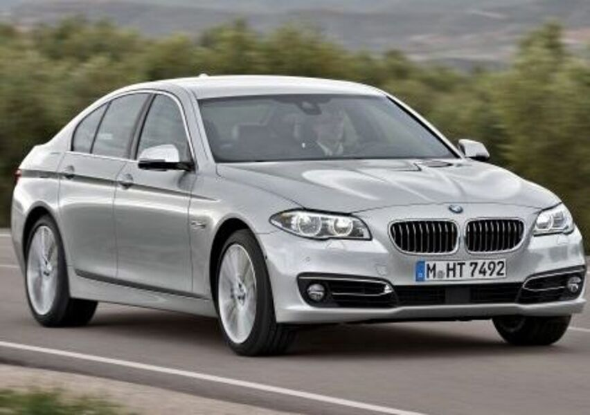 BMW Serie 5 (2009->>)