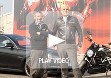 Gabriele Del Torchio, Presidente Ducati: con AMG si va avanti!