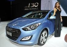 Hyundai: Nina Senicar a bordo della i30