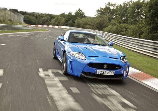 """Jaguar XKR-S votata """"Auto Sportiva dell'Anno"""" 2011"""