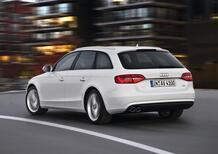 Audi: novità per la gamma A4 ed A5