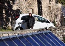 Peugeot: Luca Mercalli è il primo italiano ad acquistare la iOn