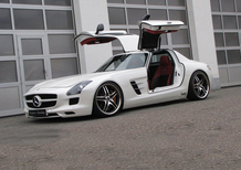 Mercedes-Benz SLS AMG By Senner Tuning