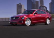 Cadillac ATS: si appresta al debutto a Detroit