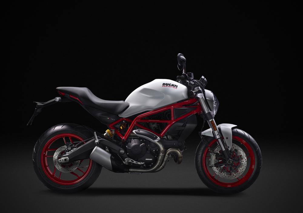 Ducati Monster 797 (2017 - 18) (2)
