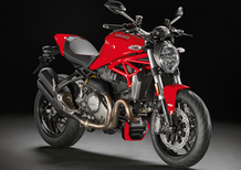 Ducati Monster 1200 (2017 - 18)